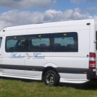 Anchor Tours: 22 Seater Mercedes Sprinter