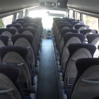 Anchor Tours: 49 Seater Scania PB interior